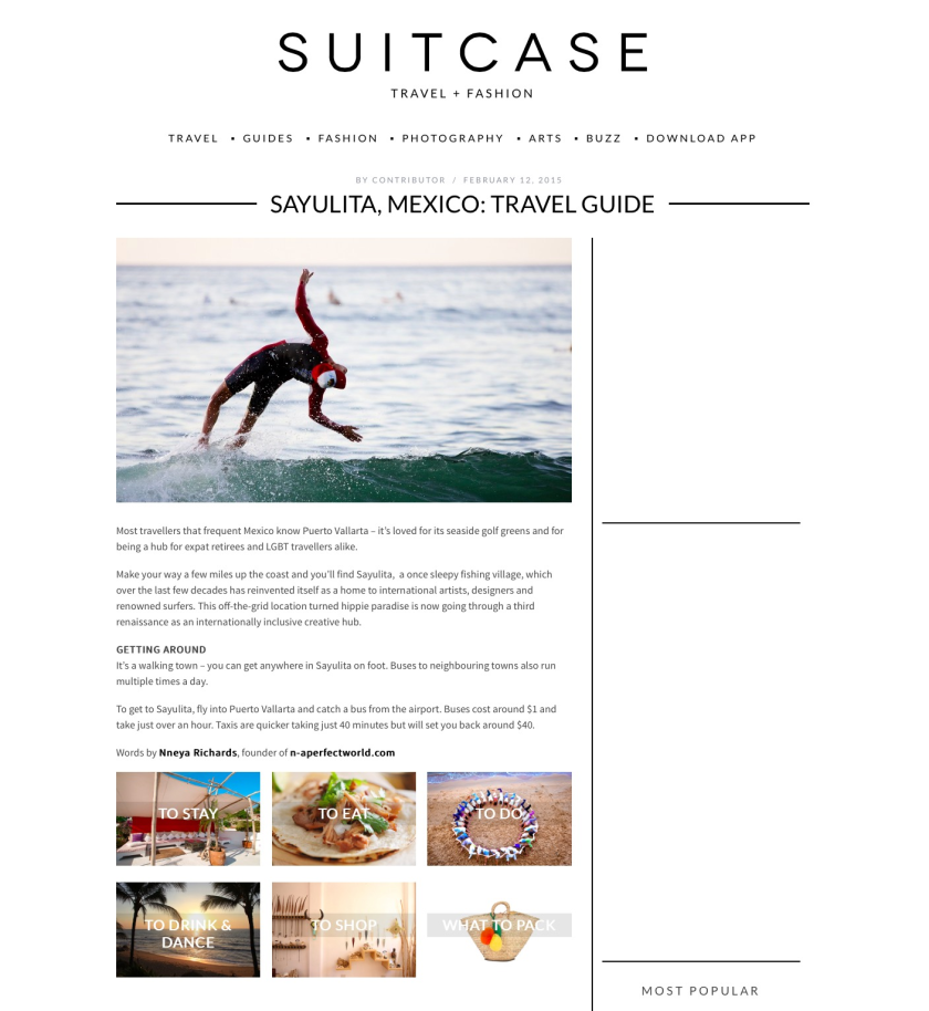 http://suitcasemag.com/2015/02/12/sayulita-mexico-travel-guide/