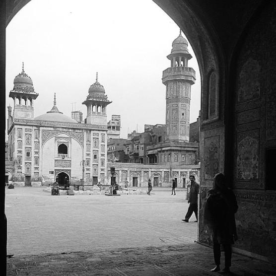 Lahore, Masjid Wazir Khan, Punjab, Pakistan