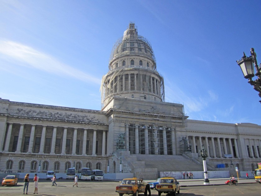El Capitolio, the National Capitol Building