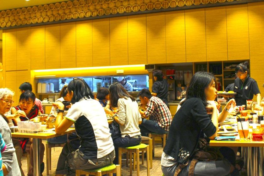 At Tim Ho Wan's Plaza Singapura