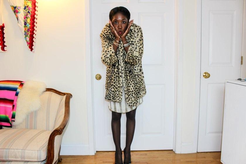 Nneya Richards Kissy Face Flapper Clara Bow