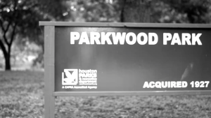 Parkwood Park Sign NAPerfect.com