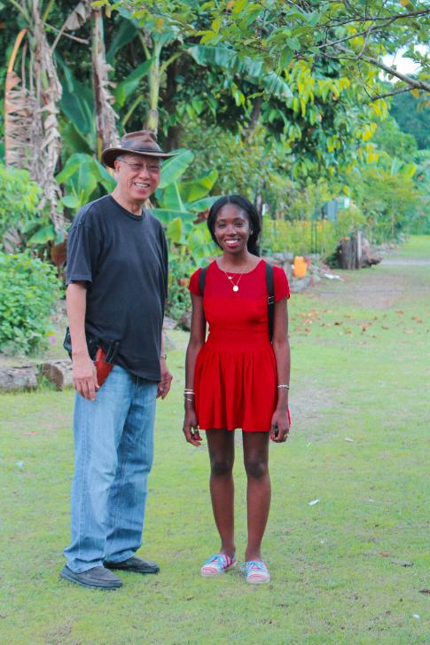 Nneya Richards and Lim