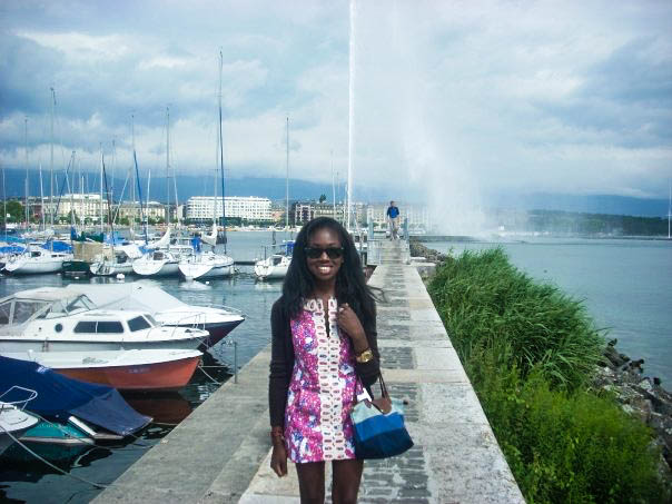 Throwback Travels Switzerland My First Solo Trip N A Perfect World With Nneya Richards 169 2015