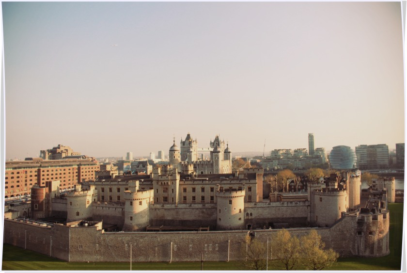 Tower of London from citizenM by Nneya Richards