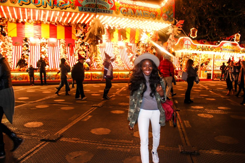 Me in Winter Wonderland by Nneya Richards Heather Walker